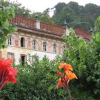 Verwunschene Villa