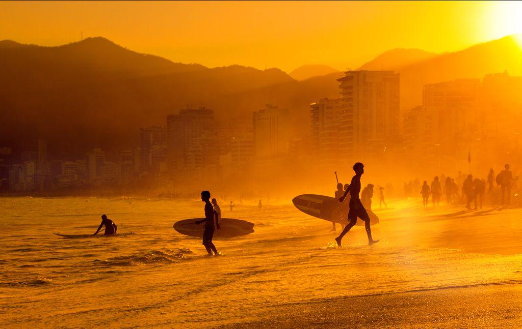 Sundown Ipanema