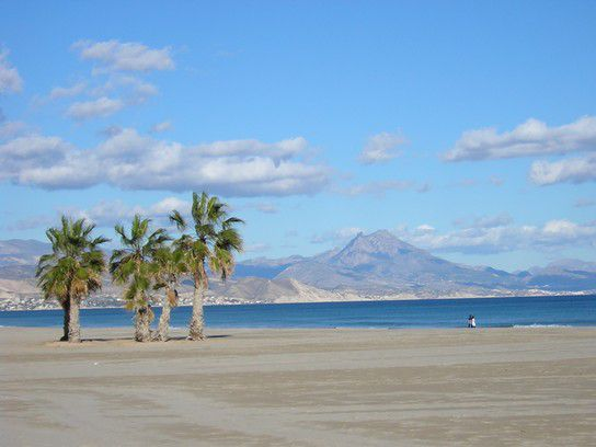 Alicante im Winter