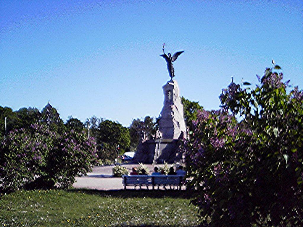 Russalka-Denkmal