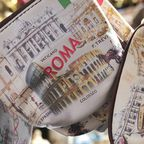 Souvenirs in Rom