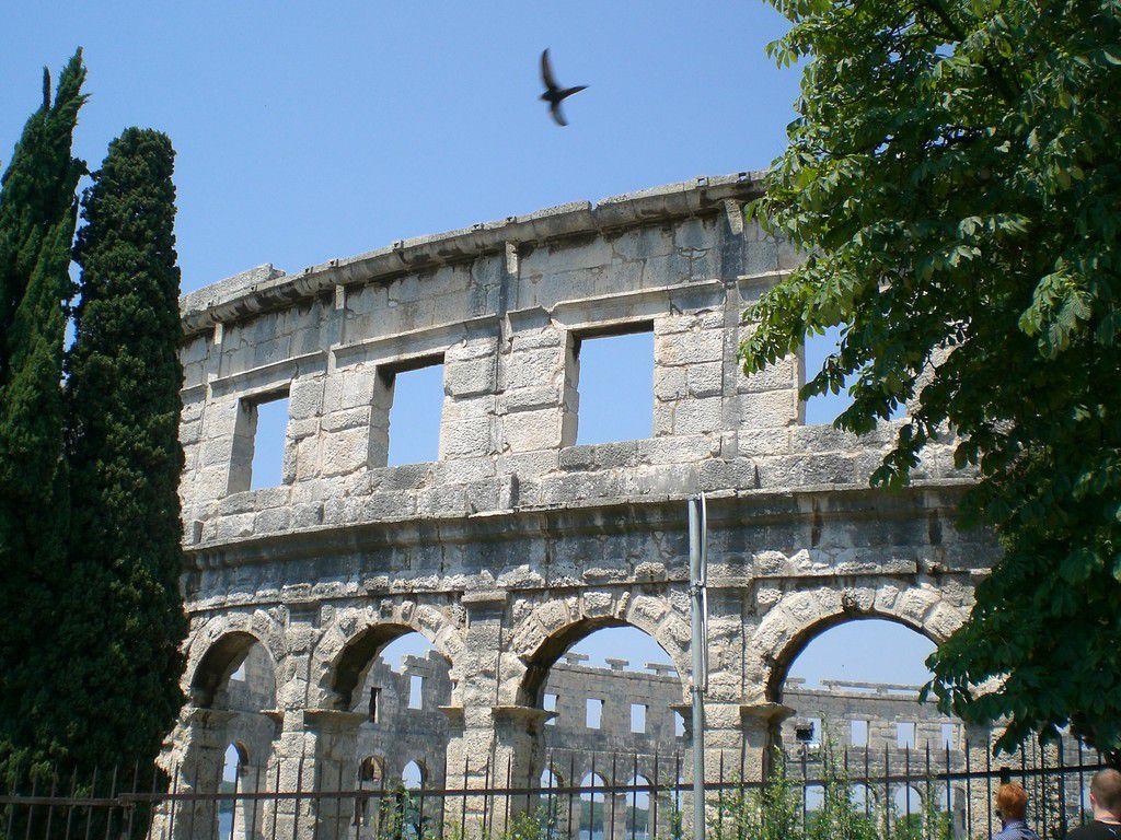 Kroatien, Istrien, Pula, Amphitheater, 2007.JPG
