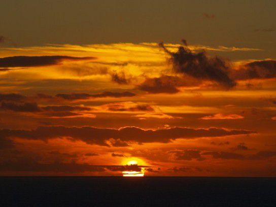 Sonnenuntergang Los Cristianos