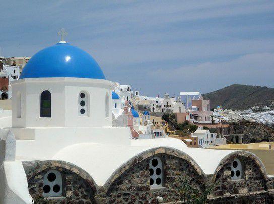 Santorini-Impression