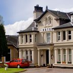 Hotel nahe des Loch Ness in Inverness