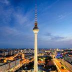 Deutsche Partymetropole: Berlin