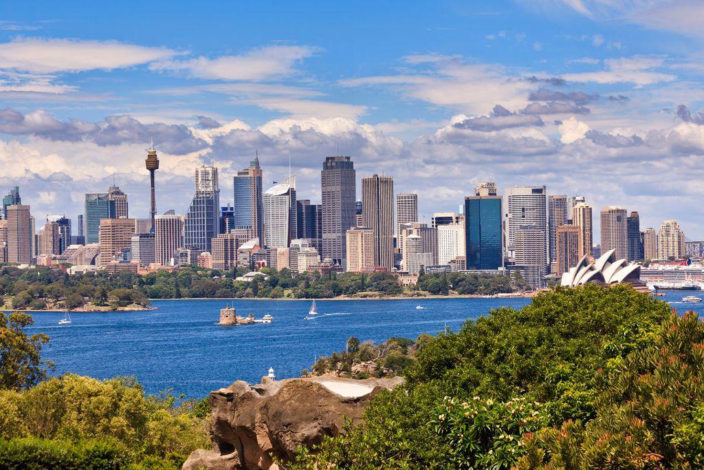Die Nähe zum Meer macht Australien für Auswanderer aus aller Welt interessant