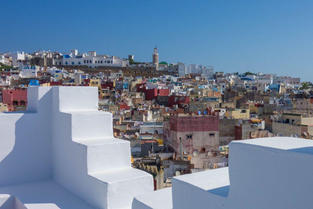 Top-Ziele 2019 für Städtereisen, Platz 3: Tanger