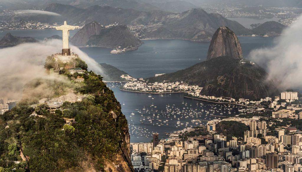 Im Sommer 2016 ist Rio de Janeiro Austragungsort der Olympischen Sommerspiele
