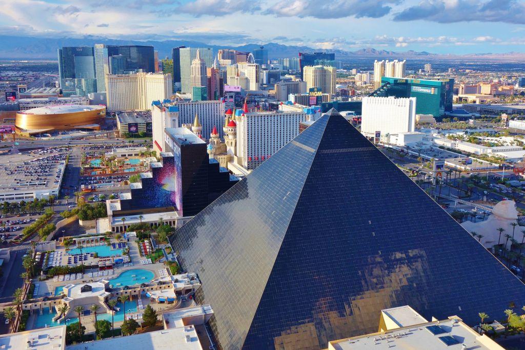 Las Vegas: Hotels