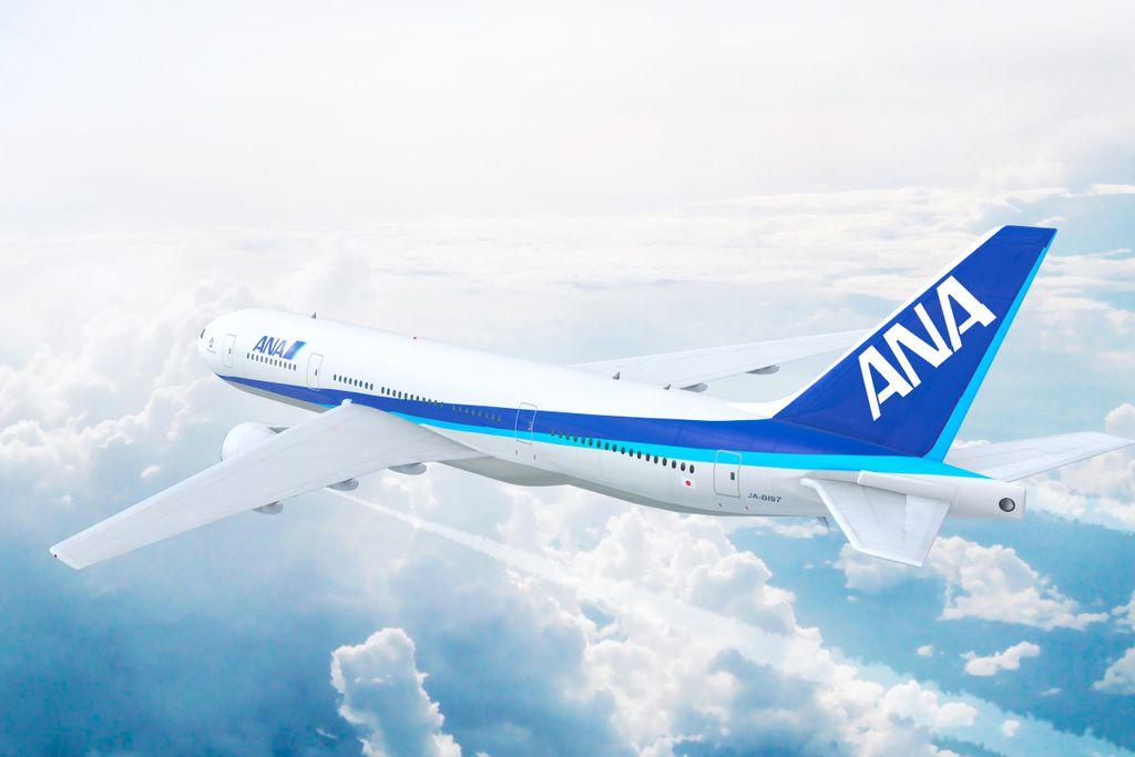 Die 10 besten Airlines 2018, 3. Platz: ANA All Nippon Airways