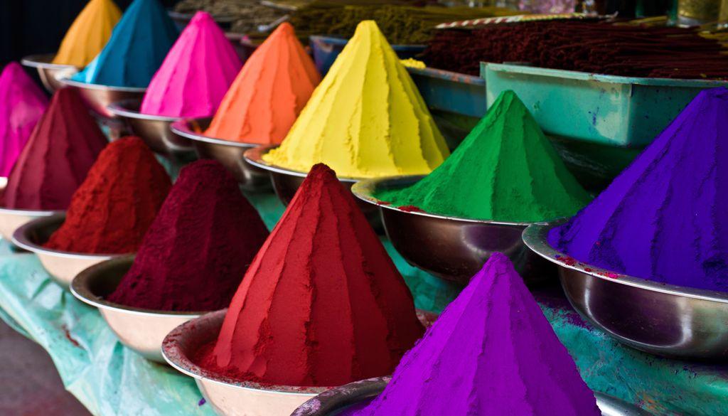 Mit dem Fest gedenken die Menschen in Indien seit Jahrhunderten ihren Göttern