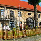 Altes Rathaus 1377 Obermarsberg/Pranger