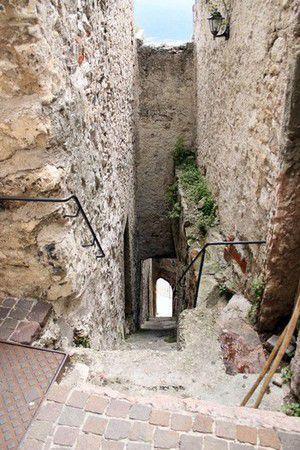 Die Gassen von Limone sul Garda