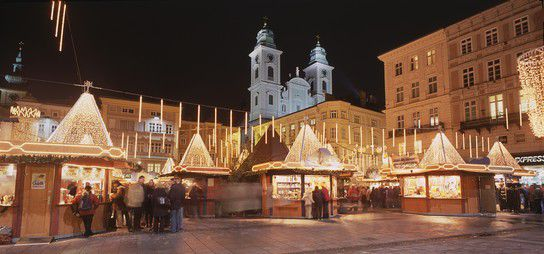 Christkindlmarkt Linz