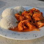 indisches Chickencurry
