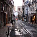 Streets of Lissabon