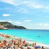 Strand nahe der Promenade des Anglais