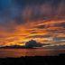 Sonnenuntergang auf Brava