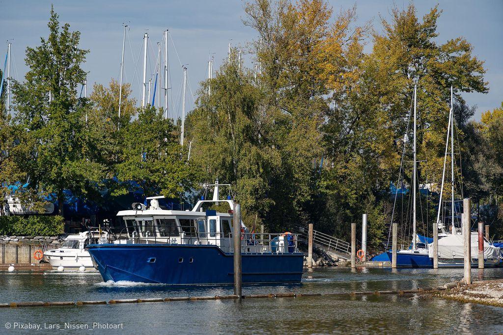 Yachthafen Kressbronn-Gohren