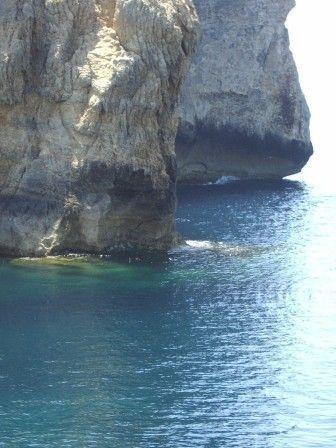 Gozo - Dwerja Bay - Westliche Küste Gozos