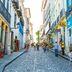 Salvador: Bunte Vergangenheit nicht nur zum Karneval