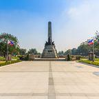 Jose Rizal Monument, Manila