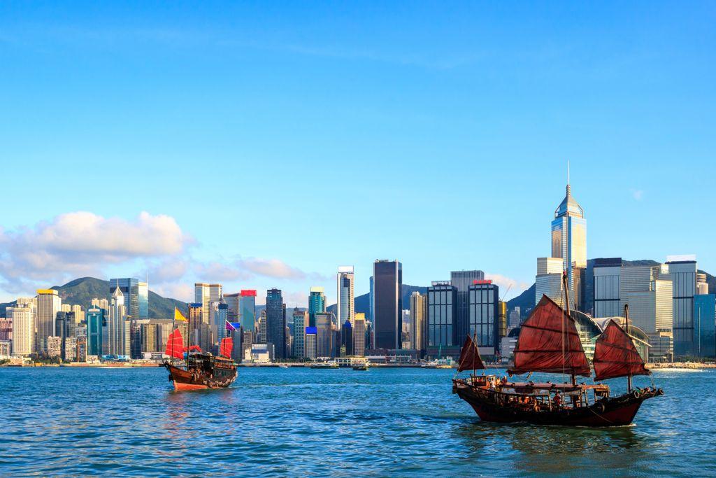 Städtenamen und ihre Bedeutung: Hongkong