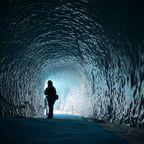 """In den Eishöhlen im kanadischen Ontario kann man sich an den Horrorfilm """"The Thing"""" erinnern lassen"""
