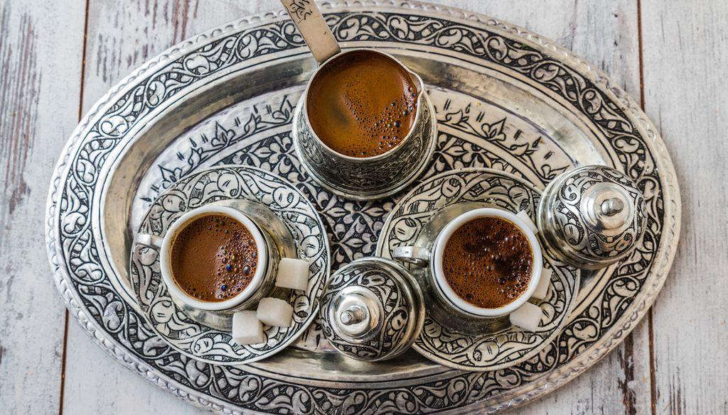 Die türkische Kaffeekultur ist seit 2013 ein von der UNESCO anerkanntes Kulturerbe