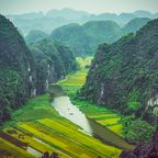 Kultur- und Naturerbe: der vietnamesische Landschaftskomplex Trang An