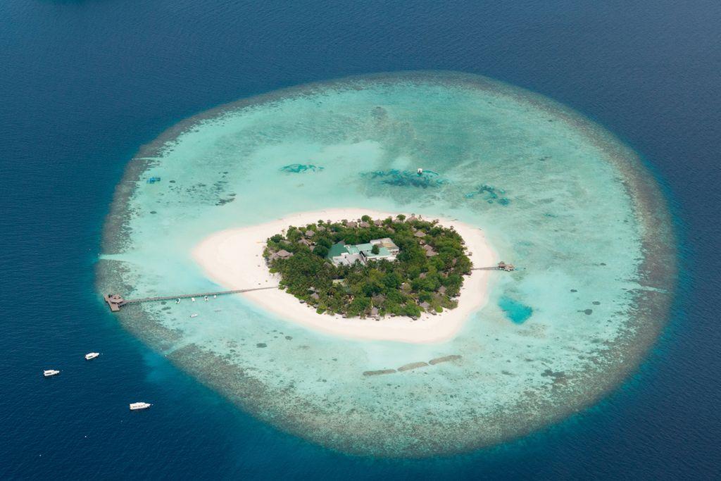 Platz 10: Malediven – Inselstaat mit Auswahl