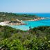 Playa del Principe im Norden von Sardinien