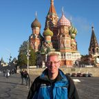 Basilius Kathedrale Moskau, Russland 2009