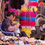 Marktstand in Yunnan