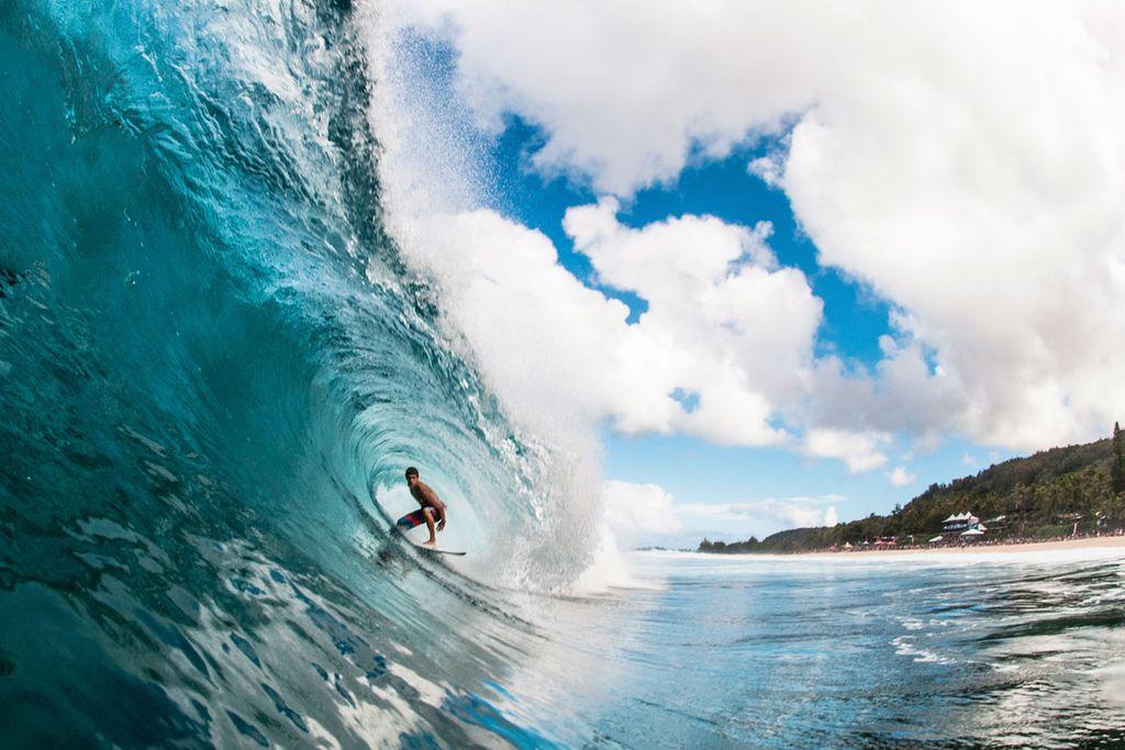 Surfen auf Hawaii – der Traum eines jeden Wellenreiters