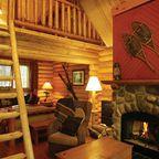 Gemütliche Lodge