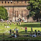 Sommer im Sempione Park
