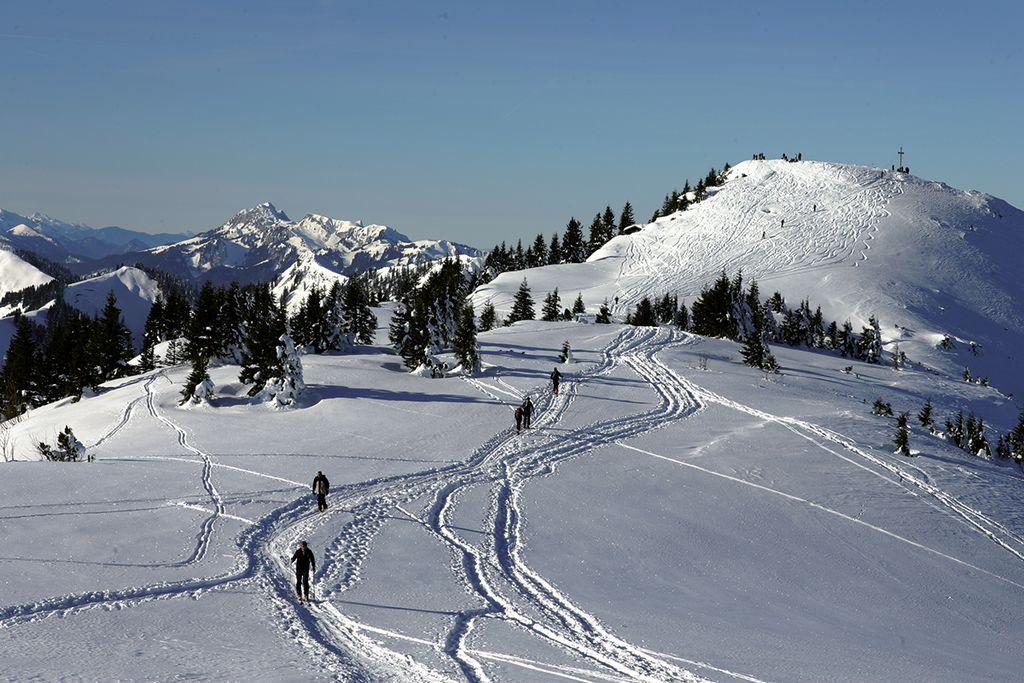 Spaß im Schnee: Langlaufen ist ein beliebter Wintersport