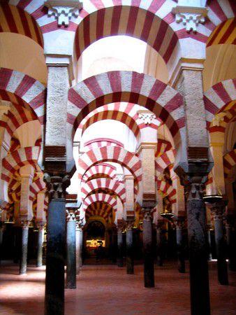 Mezquita de Cordoba - Rundbögen