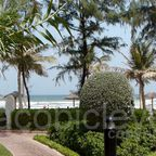 Hotel Kempinski - Weg zur Beach - Strand