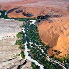 Wasser und Wüste