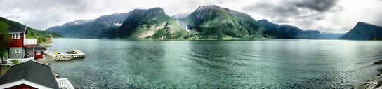 Pano_Lustra Fjord
