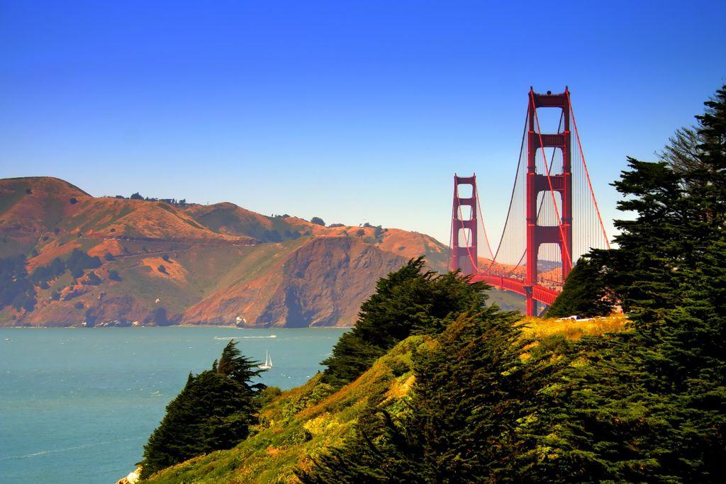 Platz 8: San Francisco wartet mit 34 Top-Restaurants auf