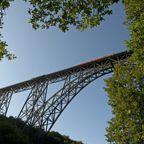 Die Höchste: Müngstener Brücke bei Solingen