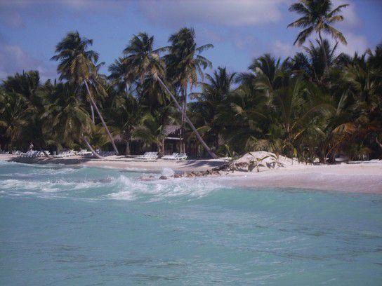 Punta Cana, Insel Saona