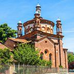Außenansicht der Basilica Sant'Eustorgio