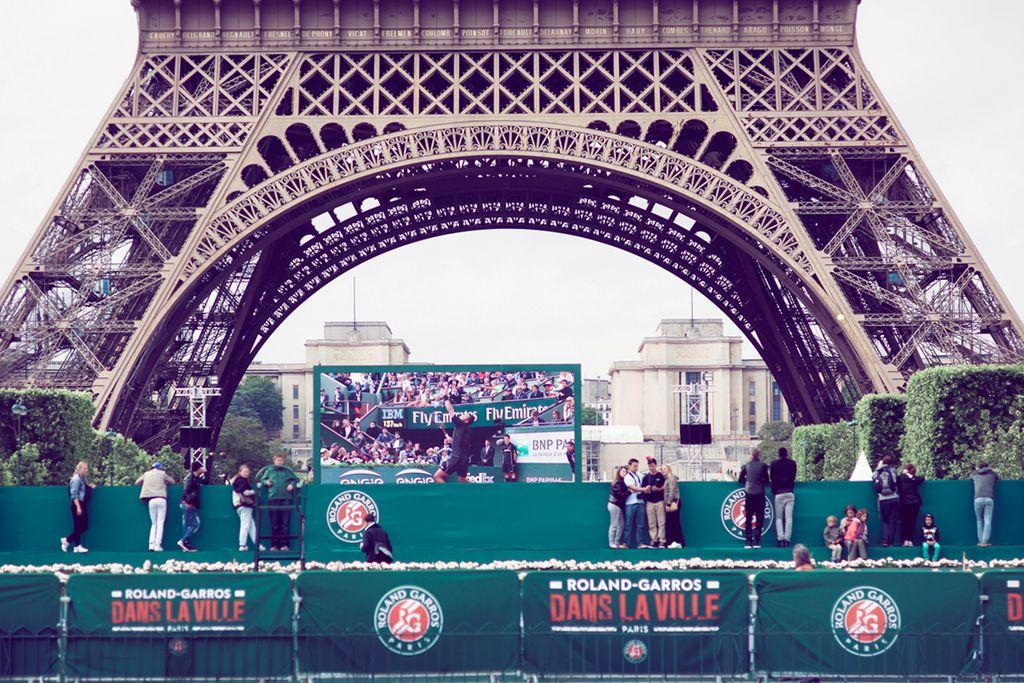 Eiffelturm: Das Wahrzeichen der Stadt