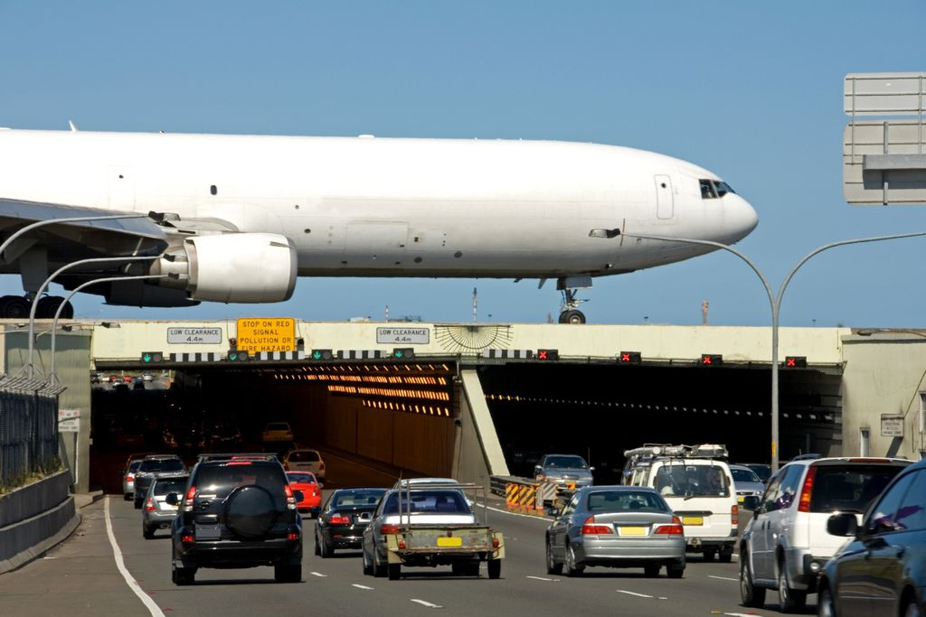 Platz 8: Sydney (Kingsford Smith) Airport, Australien