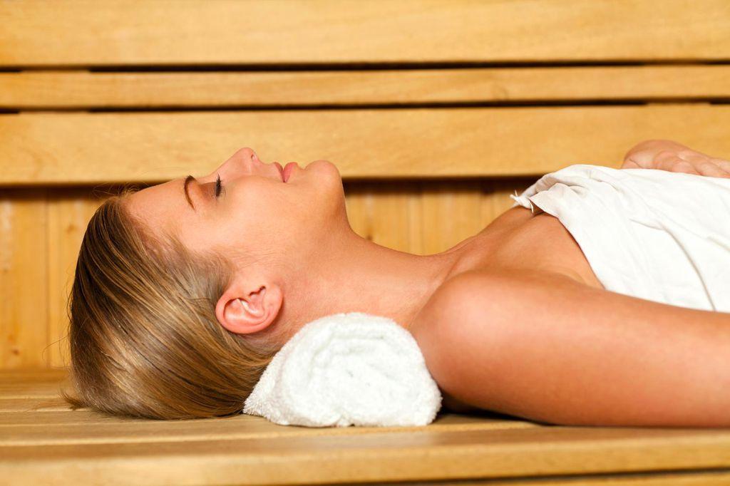 6. Schwedische Sauna